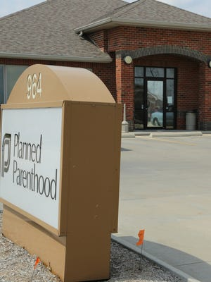 An Indiana law to require surgical centers in clinics that offer abortion medications was stayed Nov. 26, 2013. It affected only the Planned Parenthood clinic in Lafayette, Ind.