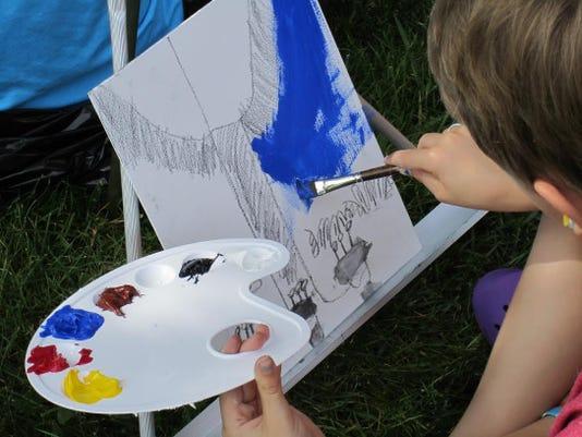 art camp16