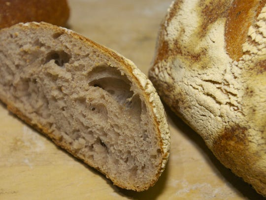 Holiday breads, rolls and pastries are available at Cascade Baking Company.