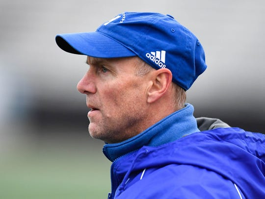 Memorial coach Bill Vieth is the Courier & Press All-Metro Coach of the Year. The Tigers were the outright SIAC champions and won the Class 2A sectional title.