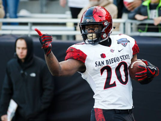 NCAA Football: Armed Forces Bowl-San Diego State vs Army