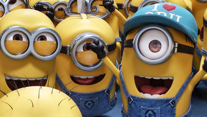 """Pierre Coffin is a voice for the Minions in """"Despicable Me 3."""""""