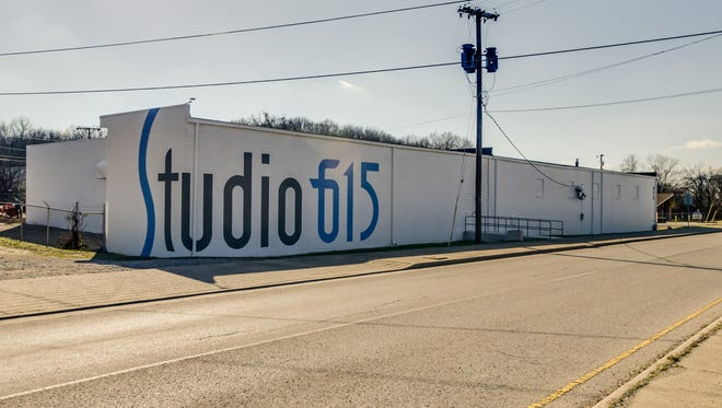 The mixed-use project will include at least three commercial buildings that will house restaurant and retail tenants — one next to the Studio 615 photo and film production facility and other behind it.