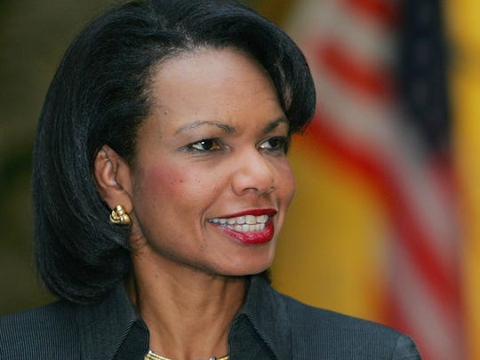 Former Secretary of State Condoleezza Rice has withdrawn from delivering Rutgers University's commencement address.
