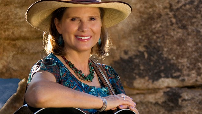 Carol Markstrom will be performing at 6 p.m. on Thursday at Luna Rossa Winery, 3710 W. Pine St.