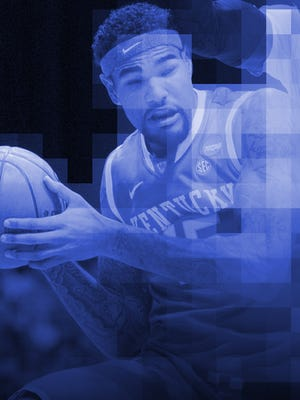 Kentucky's Willie Cauley-Stein bypassed the NBA to return to the Wildcats.