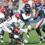 Tide players can expect just about anything from Rebels