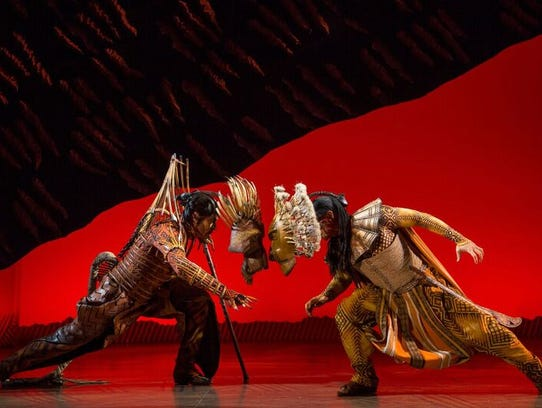"""The Lion King"" returns Feb. 1-26 to Detroit."