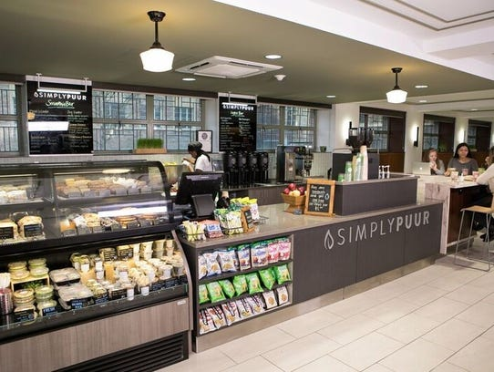 Cranbrook is running the first clean-concept cafe.