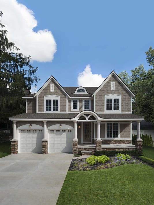 rle 1 Parade of Homes winners