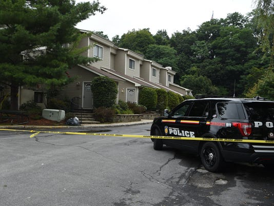 Death at Hudson Harbour Apartments