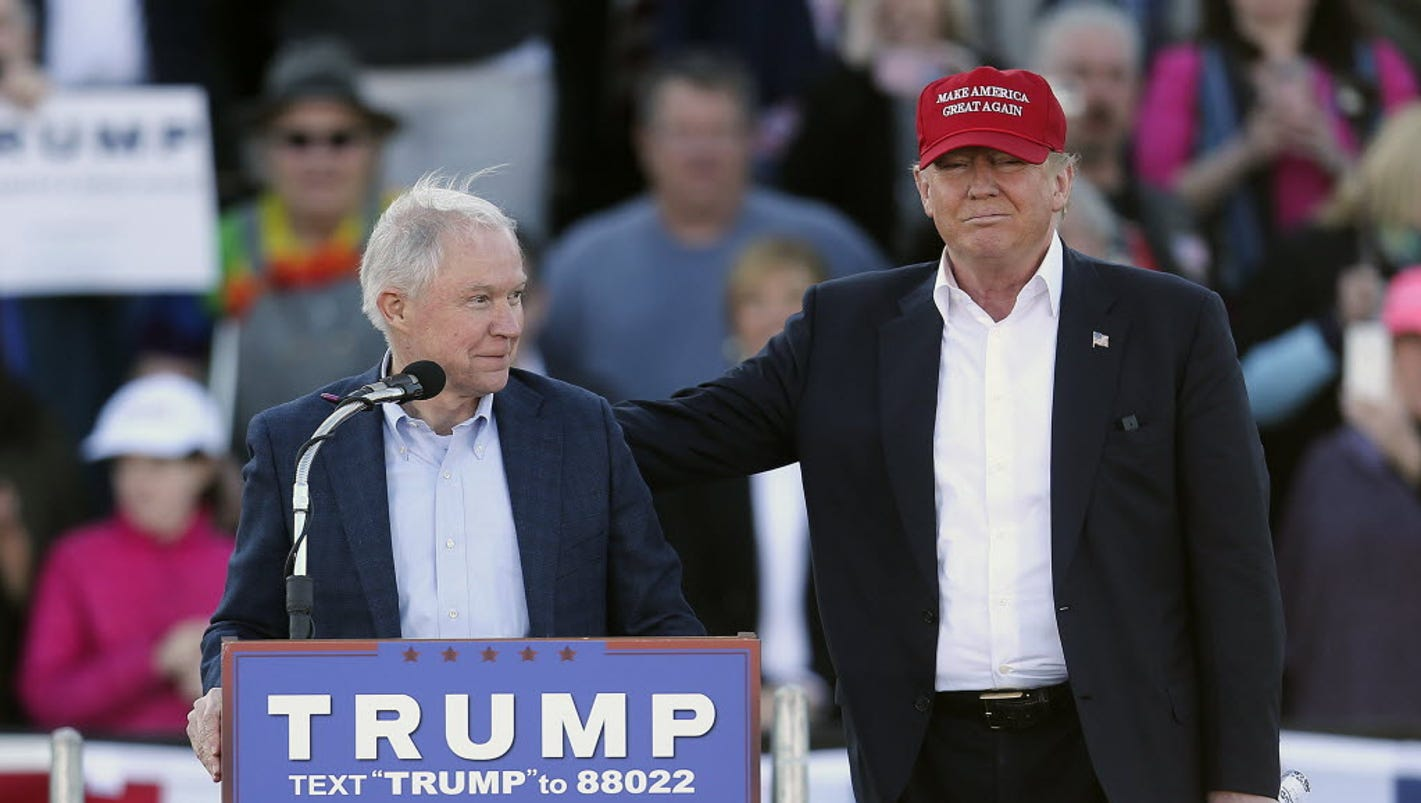 Analysis: Trump's demand for AG Jeff Sessions to investigate Hillary Clinton is an ethical minefield