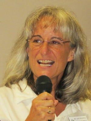 The Rev. Jane Thickstun