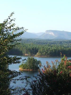 A Duke Energy Habitat Enhancement Program (HEP) grant will allow Foothills Conservancy of North Carolina to work with Lake James residents to control shoreline erosion at one of the lake's large islands, Lake James Island, to protect water quality and wildlife habitat.