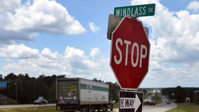 The Windlass Drive area would be included in Hattiesburg city limits if the proposed annexation is successful.