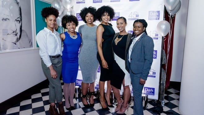 Ashani Scales (pictured) is among the recipients of Dark and Lovely's woman with a purpose scholarship.