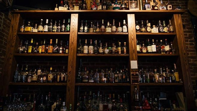 Bourbons Bistro to toast Repeal Day with two-bit whiskey shots.