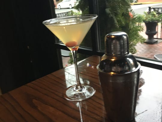 The White Street Cosmo at The Robinson Ale House.