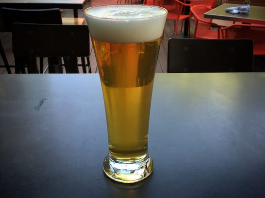 The Dortmunder beer at Pedal Haus Brewery won gold