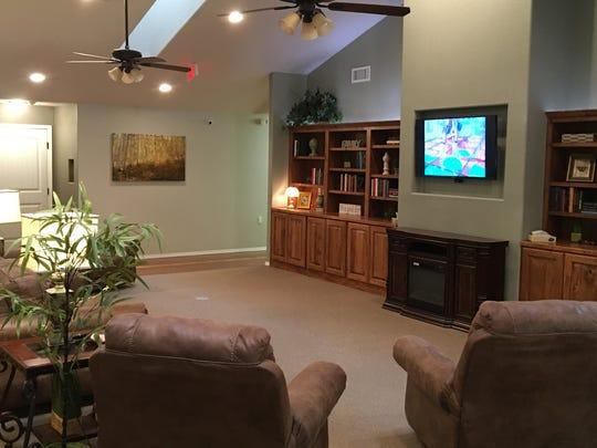 The new Good Life senior living center features a spacious