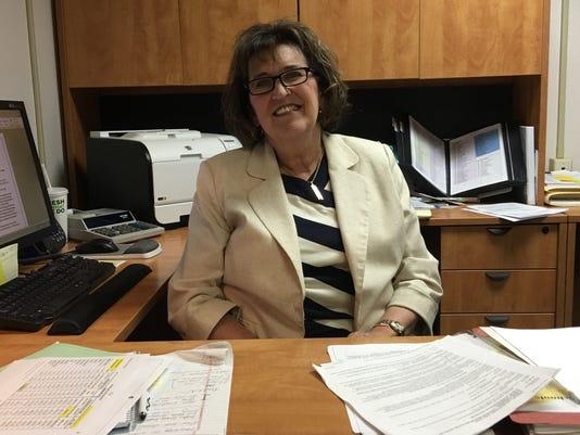 School Finance Chief retires