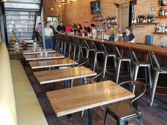 Griggsby's Station is a downtown Greenfield gastropub scheduled to open by  June's end.