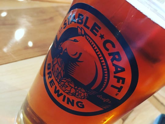 Steal the pint night on July 8, 2016 at Stable Craft