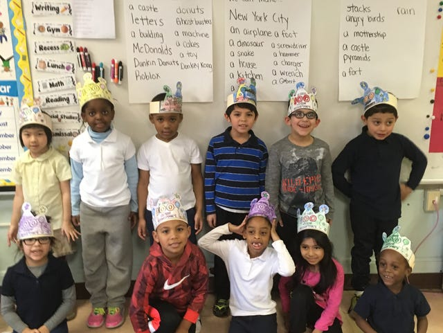 Student news: Linden school is going to the dogs, for reading