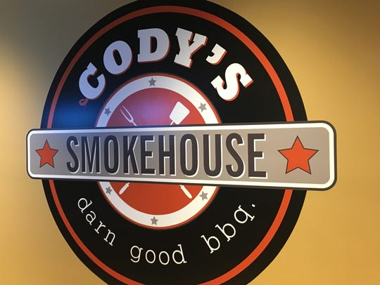 Cody's Smokehouse has opened on South Louise Avenue.