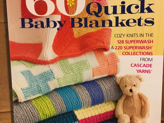 Book Review 60 More Quick Baby Blankets
