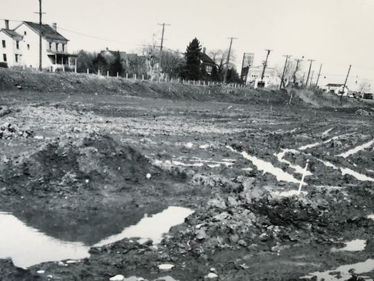 Richfield Farms used to be a lot bigger but the farm