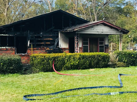 A Wednesday morning house fire claimed the life of