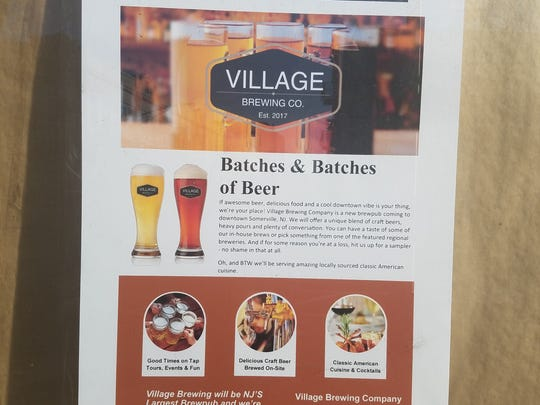 Village Brewing Company hopes to open the state's largest