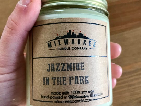 Milwaukee Candle Company's hometown collection features