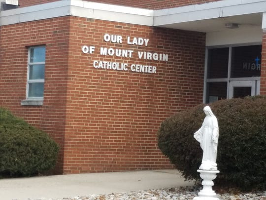 The Our Lady of Mount Virgin Catholic Center in Middlesex Borough.