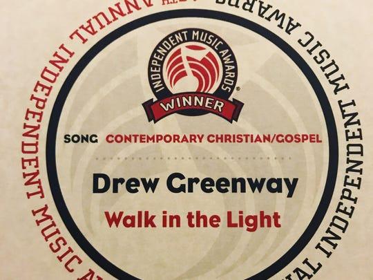 Chester County High School senior Drew Greenway won
