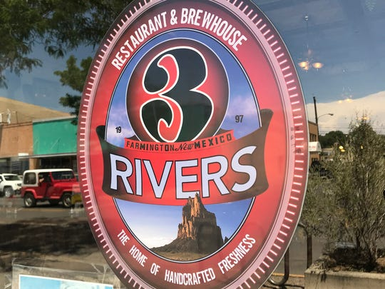 Three Rivers Brewery and Eatery is pictured on Wednesday, July 11, 2018 in Farmington.