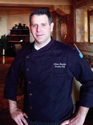 Antonio Minichiello is executive chef of Sale e Pepe,