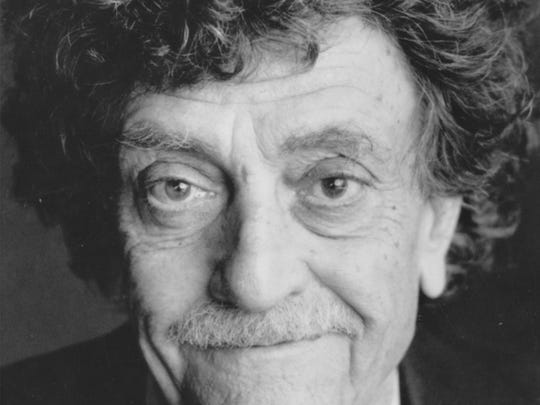 Kurt Vonnegut in 1990