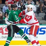 'Sloppy' second period sinks Detroit Red Wings in 5-2 loss to Stars