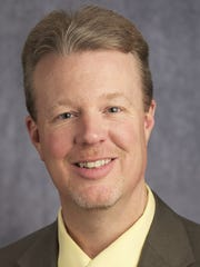 Charles Handley, The Hospitals of Providence CFO.