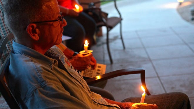 Local organization, Trans Community Project, hosts a candlelight vigil on the International Day Against Homophobia, Transphobia & Biphobia on Sunday. Vigil organizers aim to raise awareness about high murder and suicide rates and other issues faced by the LGBTQ community.
