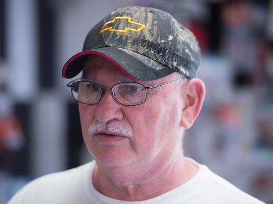 Ray Young, owner of Henderson Hobbies at 406 S. Green Street, is the go-to guy in the Tri-State area for radio-controlled devices.