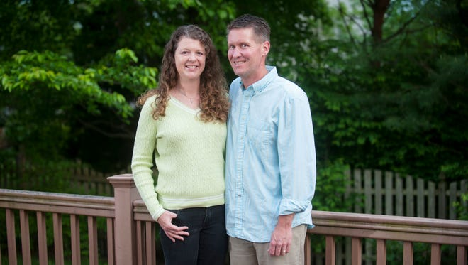 Drs. David and Laurie Bruner of Voorhees work as pediatricians. Inspired by their work and their faith, they decided to open their home to foster children who need refuge.