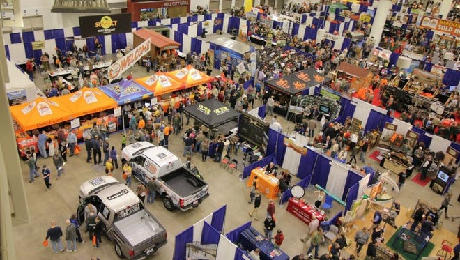 Pheasant Fest in Minneapolis in 2017. The Pheasants Forever annual convention and event will be hosted in Sioux Falls Feb. 16-18.