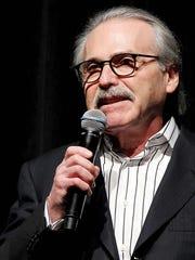 David Pecker, Chairman and CEO of American Media