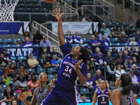 Kourtney Pennywell played in an NCAA Tournament for Brooke Stoehr at NSU.