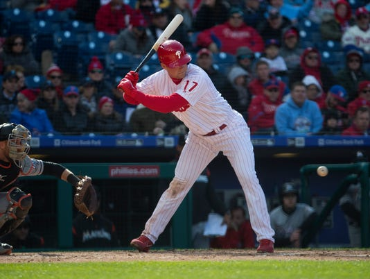 Sports: Phillies-Marlins