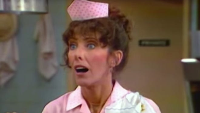 Howland was best known for playing waitress Vera Louise Gorman on the mid-1970s  sitcom 'Alice.'