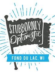 Stubbornly Optimistic logo